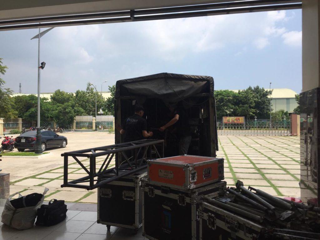 Dịch vụ cho thuê màn hình Led khổ lớn tại TP.Hồ Chí Minh uy tín, chất lượng