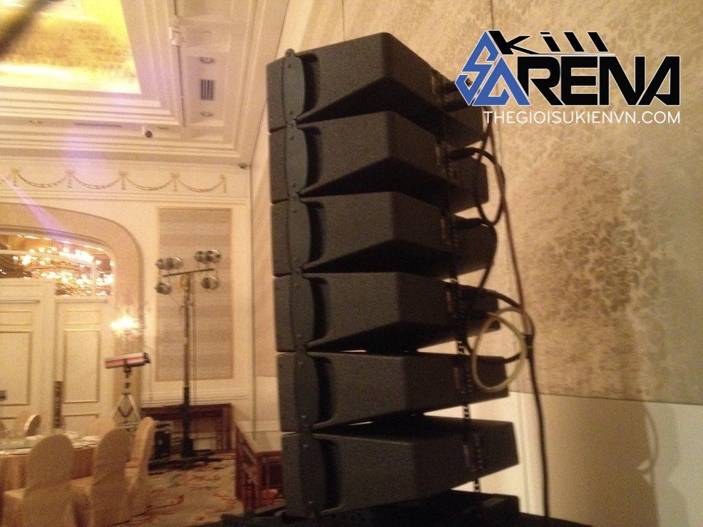 Dịch vụ cho thuê âm thanh ánh sáng tổ chức sự kiện